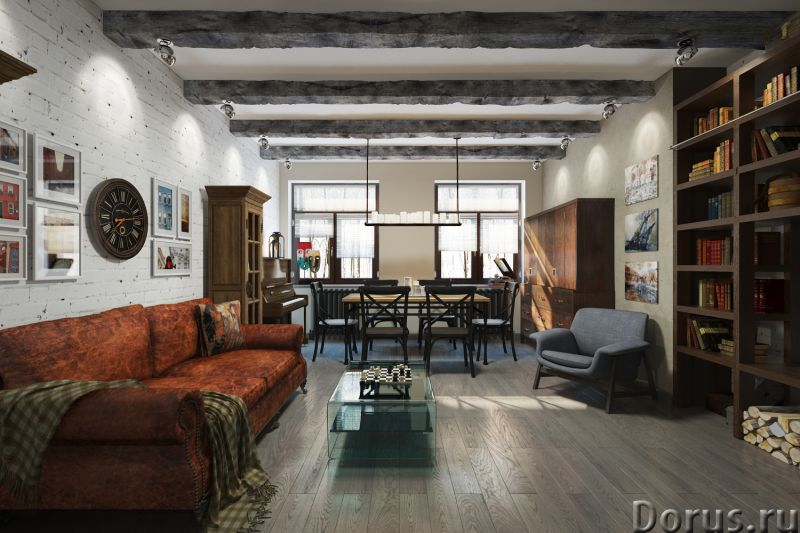 Дизайн студия Алёны Чекалиной - Дизайн и архитектура - Мы оказываем широкий спектр услуг - дизайн пр..., фото 3