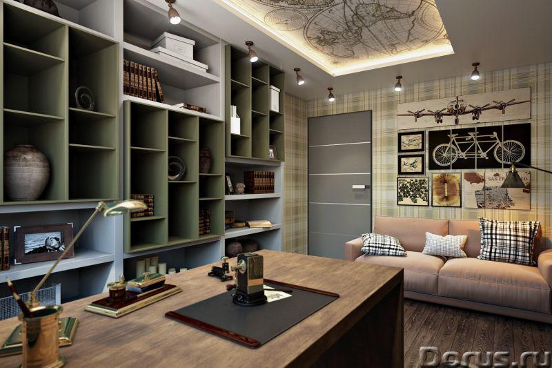 Дизайн студия Алёны Чекалиной - Дизайн и архитектура - Мы оказываем широкий спектр услуг - дизайн пр..., фото 5