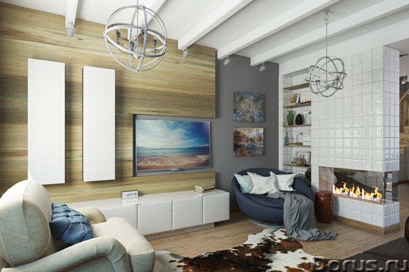 Дизайн студия Алёны Чекалиной - Дизайн и архитектура - Мы оказываем широкий спектр услуг - дизайн пр..., фото 9