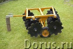 Борона дисковая для квадроцикла - Сельхоз и спецтехника - Модель бороны: для квадроциклов Тип бороны..., фото 2